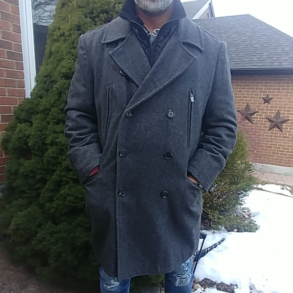 Mexx Metropolitan Coat Size 48R